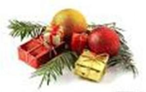 Weihnachts-ZweigKugel